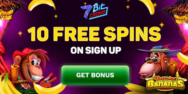 7Bit New Casinos Free Spins No Deposit