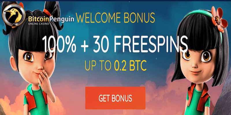 Bitcoin Penguin Casino Free Spins No Deposit