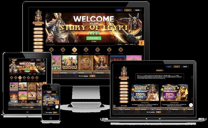 Cleopatra Casino mobile bitcoin casino no deposit bonus