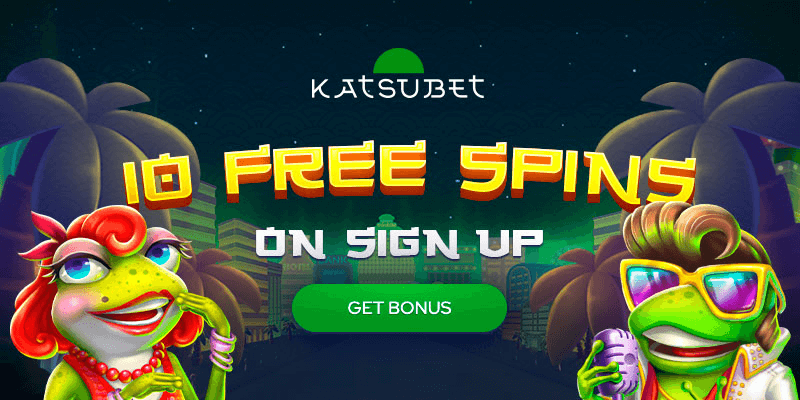 KatsuBet Casino Free Spins No Deposit