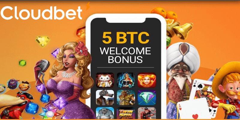 Cloudbet Casino Free Spins No Deposit