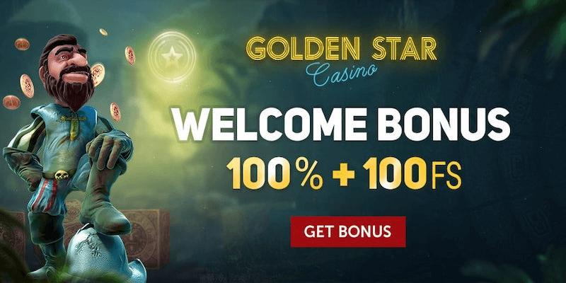 Golden Star Casino Free Spins No Deposit