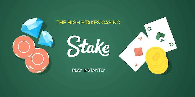 Stake Casino Free Spins No Deposit