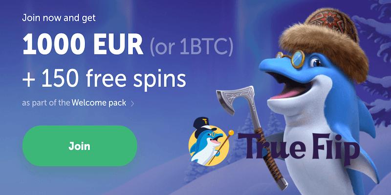 True Flip Casino Free Spins No Deposit