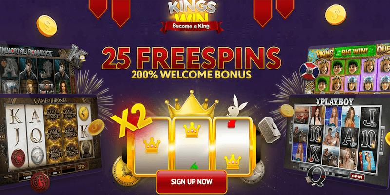 Kingswin Casino Free Spins No Deposit