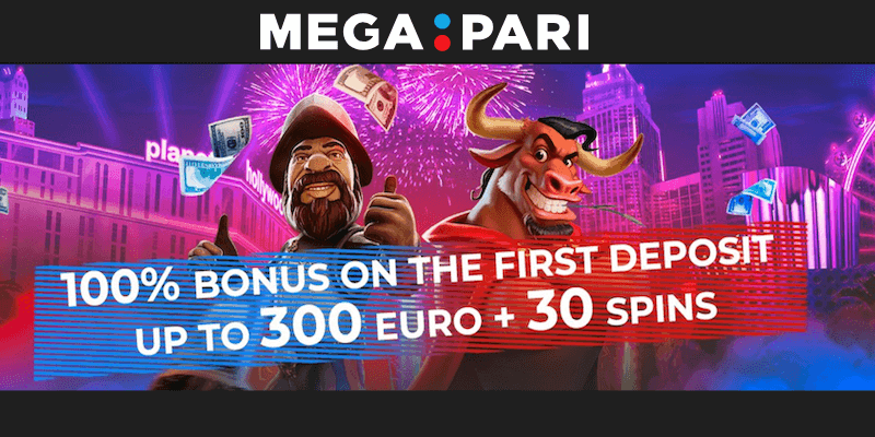 MegaPari Casino Free Spins No Deposit