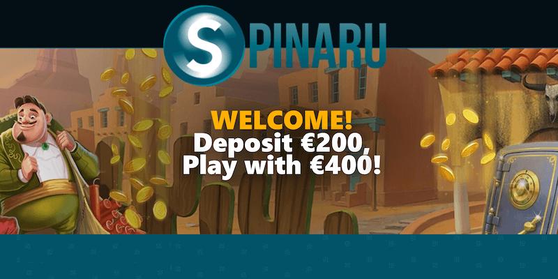 Spinaru Casino Free Spins No Deposit