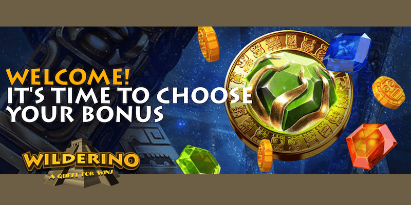 Wilderino Casino Free Spins No Deposit