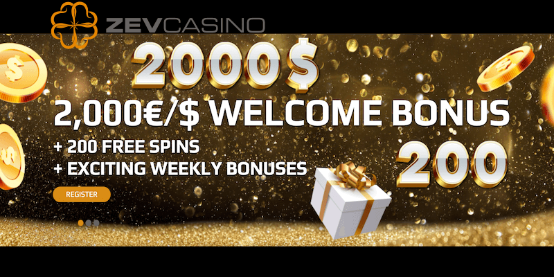 ZEV Casino Free Spins No Deposit