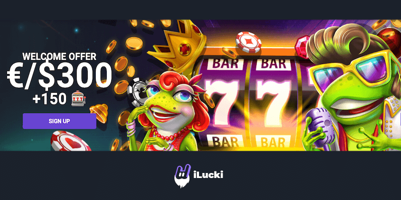 iLucki Casino Free Spins No Deposit