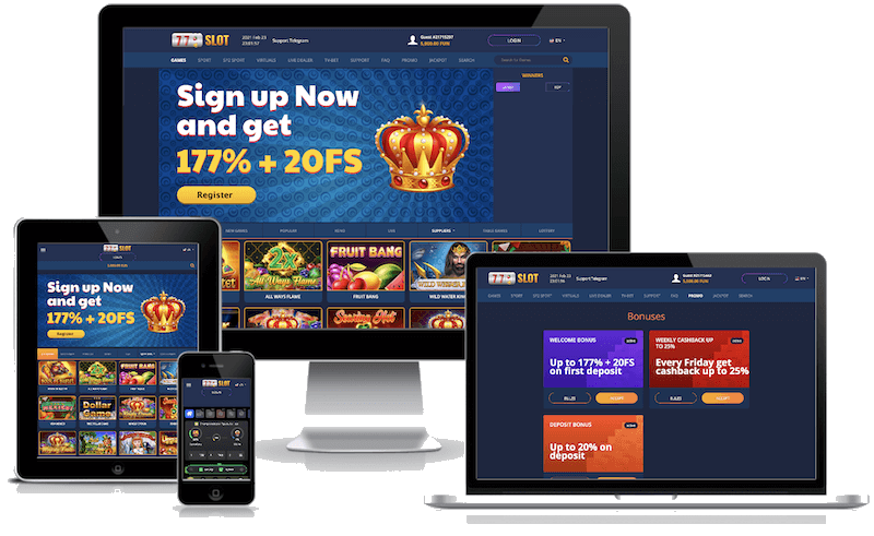 77xslot Bitcoin Casino mobile bitcoin casino no deposit bonus 2021