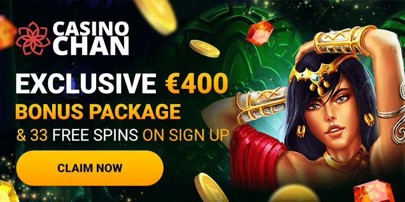 CasinoChan Free Spins No Deposit
