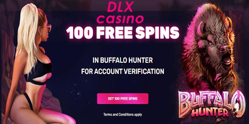 DLX Casino Free Spins No Deposit