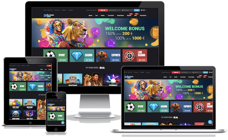 MyStake Bitcoin Casino mobile bitcoin casino no deposit bonus 2021