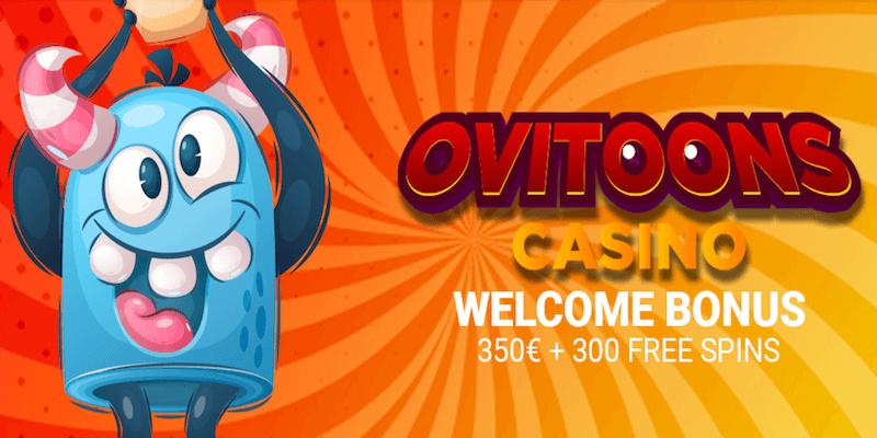 Ovitoons Casino Free Spins No Deposit