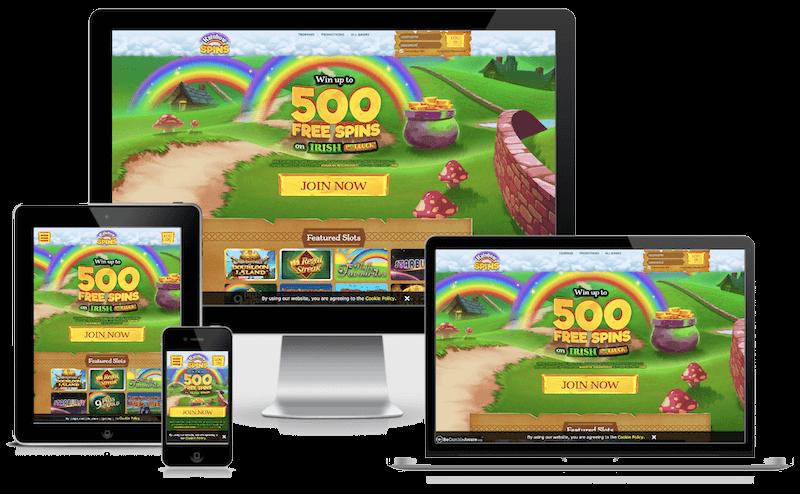 Rainbow Spins Bitcoin Casino mobile bitcoin casino no deposit bonus 2021