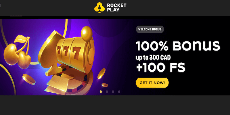 Rocketplay Casino Free Spins No Deposit