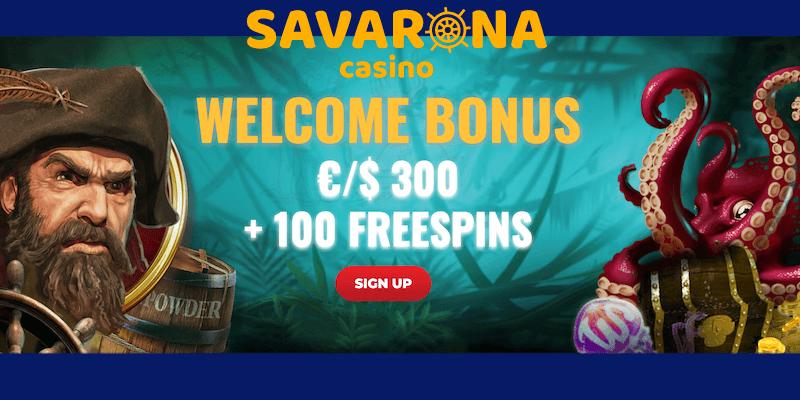 Savarona Casino Free Spins No Deposit