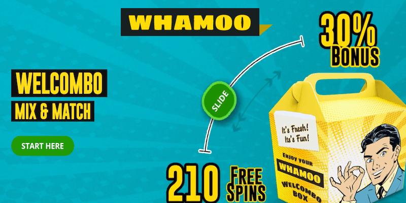 Whamoo Casino Free Spins No Deposit