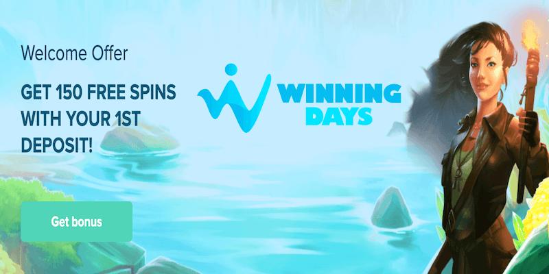 Winning Days Casino Free Spins No Deposit