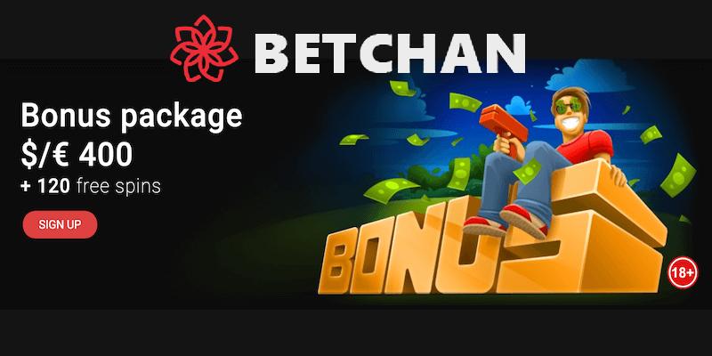 Betchan casino no deposit bonus codes 2020