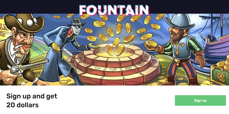 Fontan Casino Free Spins No Deposit