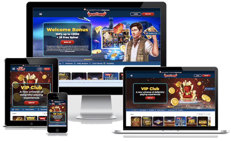 PlayToro Bitcoin Casino mobile bitcoin casino no deposit bonus 2021
