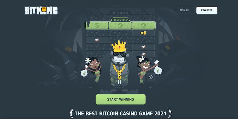 BitKong Casino Free Spins No Deposit