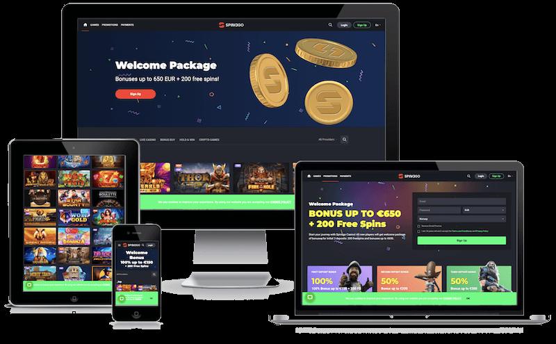 Spinago Bitcoin Casino mobile bitcoin casino no deposit bonus 2021