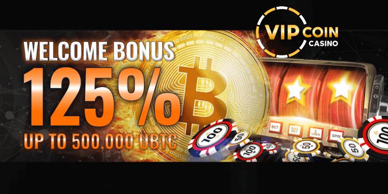 VIPCoin Casino Free Spins No Deposit