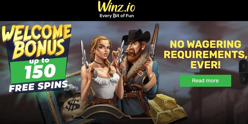 Winz Casino Free Spins No Deposit